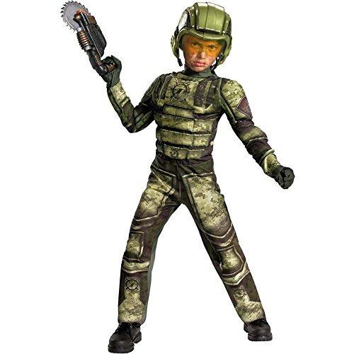 Operación Rapid Strike Red Sector Foot Soldier Disfraz De M