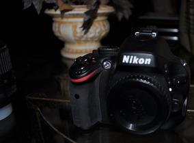 Câmera Nikon D5100 Sem Bateria E Em Ótimo Estado