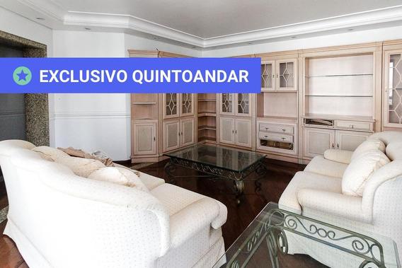 Apartamento No 18º Andar Mobiliado Com 3 Dormitórios E 2 Garagens - Id: 892894660 - 194660