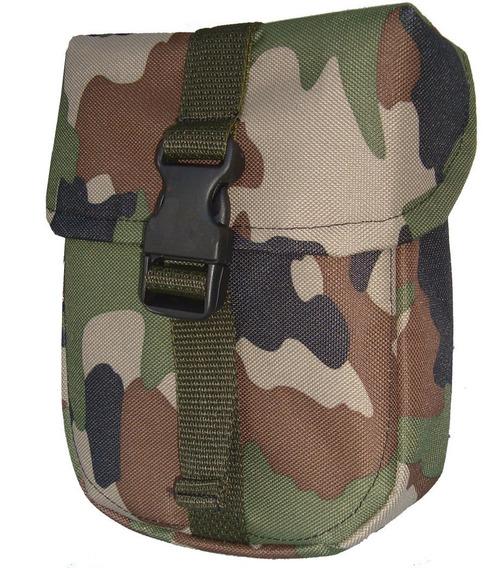 Bolsito/pouch/bolso Táctico Militar Sistema Molle/ideal Chalecos Y Equipos Tacticos/policial/gendarmeria Y Seguridad