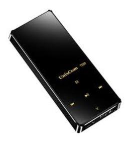 Mp3 Player Uniscom 36gb (4gb Interno +cartão 32gb) Bluetooth