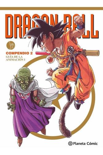 Imagen 1 de 4 de Dragon Ball Compendio 2 / Tapa Dura / Planeta Comic