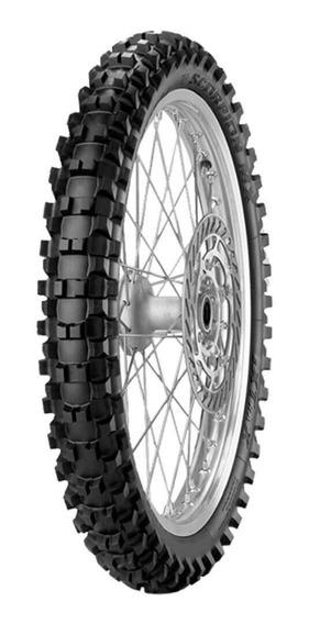 Pneu Moto Pirelli 2.50-10 33j Dianteiro Scorpion Mx Extra J