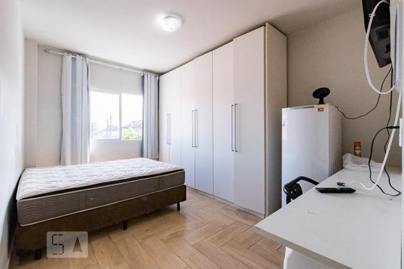 Apartamento Para Aluguel - Guanabara, 1 Quarto, 24 - 893050921