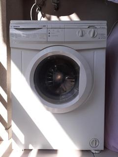Lavarropas Bosch Automático Carga Frontal Maxx 600 Funciona