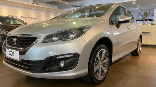 Peugeot  308 Hdi 1.6 Allure  Okm    Walter 2021
