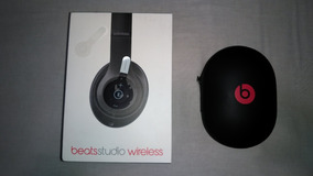 Fone Beats Studio 2 Wireless Semi - Novo