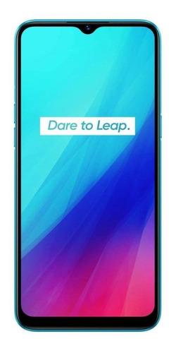 Imagem 1 de 5 de Realme C3 Dual SIM 64 GB frozen blue 3 GB RAM