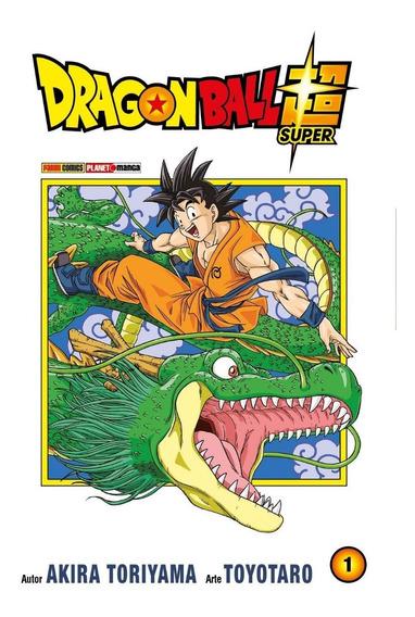Dragonball Super - Volume 1