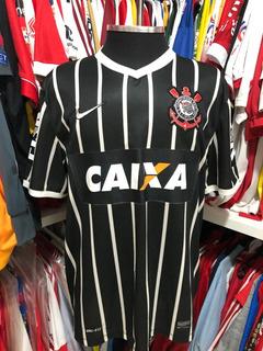 Camisa De Futebol Corinthians Paulista 2016 Gg