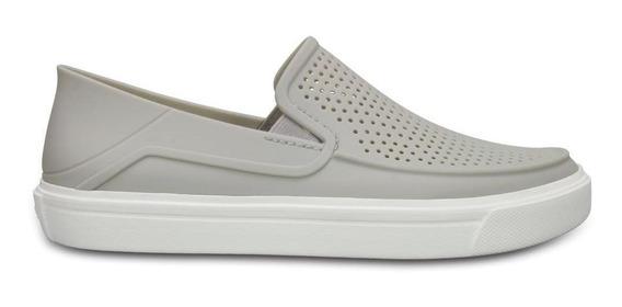 Crocs Citilane Roka Slip-on W Pearl White