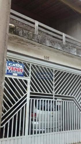 Sobrado À Venda, 128 M² Por R$ 400.000,00 - Itaquera - São Paulo/sp - So14666
