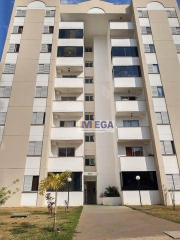 Apartamento Com 2 Dormitórios À Venda, 57 M² Por R$ 185.000 - Parque Camélias - Campinas/sp - Ap3819