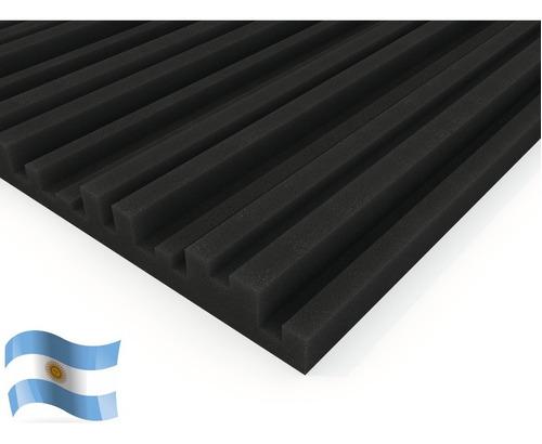 Paneles Acústicos Eco Basic 50x50cm X30mm (x 110 Unidades)