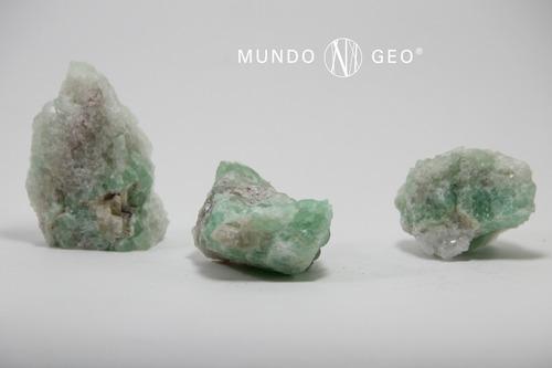 Imagen 1 de 1 de Piedra Fluorita Verde En Bruto Nro. 6