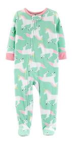 Macacão Pijama Carters Fleece Microfleece Soft Promoção