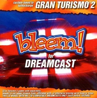 Bleem! For Dreamcast - Gran Turismo 2 Version Up Shop