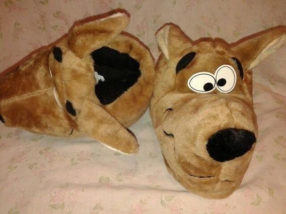Lote Pantuflas Scooby Doo Las Mejores Originales