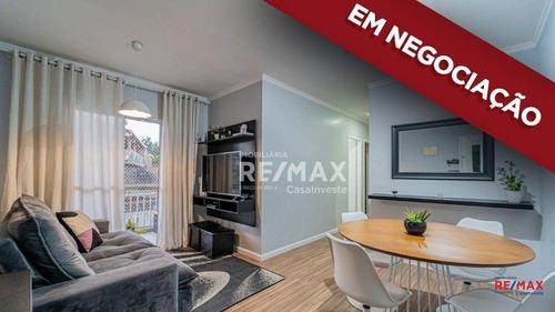 Apartamento À Venda, 54 M² Por R$ 185.000,00 - Itapevi - Itapevi/sp - Ap0514