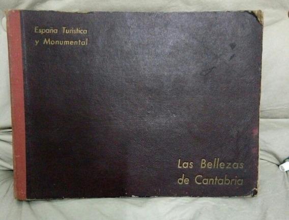 Inédito Antiguo Álbum De Postales Decada De 40 Retro Son 460