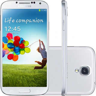 Celular Samsung Galaxy S4 13mp Nf Garantia Original Seminovo