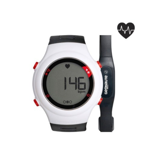 Relógio Monitor Cardíaco Onrhythm 110 Branco