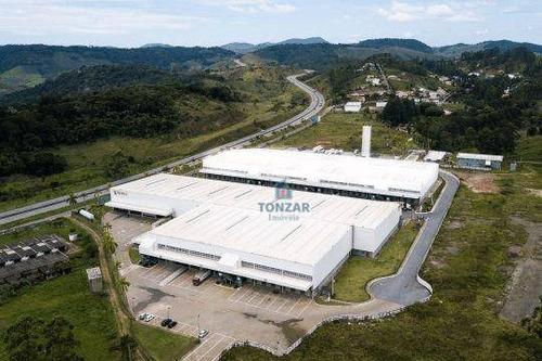 Imagem 1 de 16 de Galpão Modular Para Locação, Condomínio Fechado, Santa Cruz, Juiz De Fora. - Ga0739