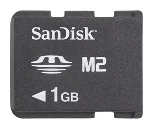 Memoria Memory Stick Micro M2 Original 1gb P/ Sony Ericsson