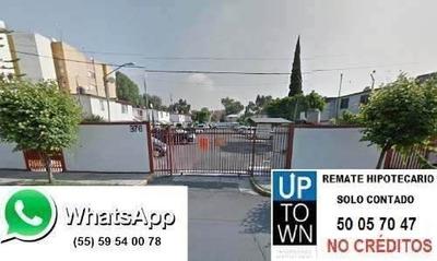 Casa En Benito Juarez, Iztapalapa, Df (ac-4685)
