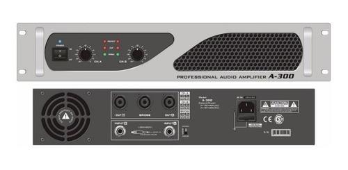 Potencia - Pls A300