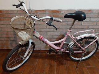 Bicicleta R20 Liberty Sasha - No Hago Envios.