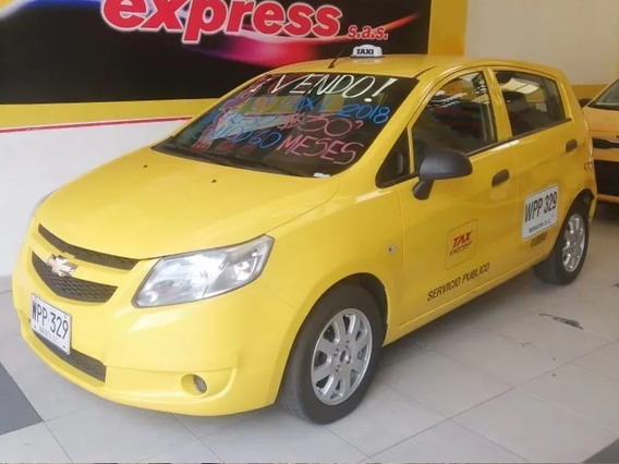 Taxi Chevrolet Chevytaxi Plus 2018