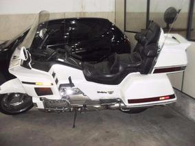Honda Gold Wing Gl 1500 Ano 1997 Cor Branca
