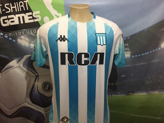 Camisa Do Racing Usada Na Temporada 2019.