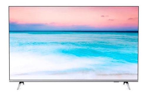 Imagem 1 de 3 de Smart Tv 50'' Philips, 4k, Uhd, Wi-fi, 50pug6654/78