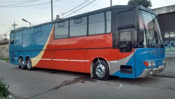 Motorhome Scania K112
