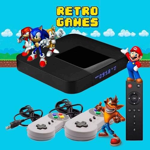 Game Retrô 12mil Jogos + 2controles +frete Gratis 12 S/juros