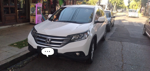 Honda Cr-v 2.4 Ex L 4wd 185cv At 2014