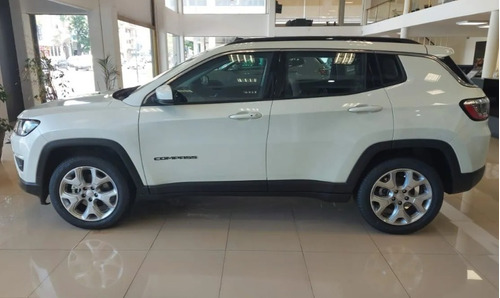 Jeep Compass Longitude 2.4l At6- Adt