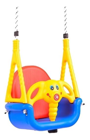 Hamaca De Bebe Elefantito Rodacross De 1 - 10 Años Planeta