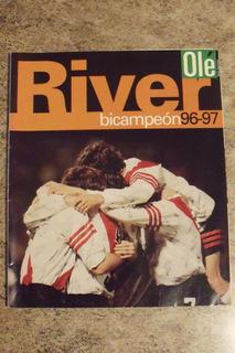 Ole - River Bicampeon 1996 Y 1997