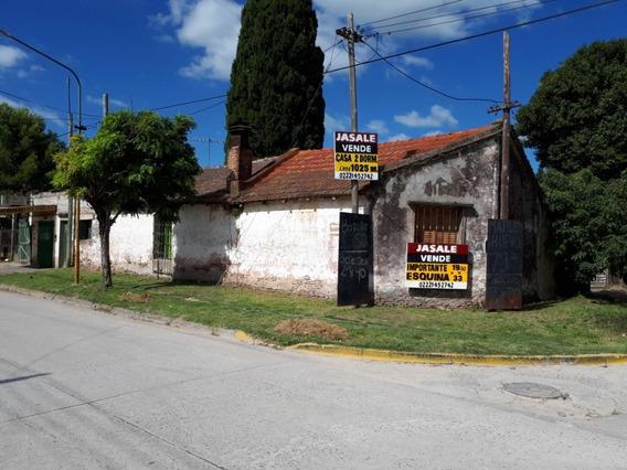 Casa 2 Dormitorios Lote 1025 M