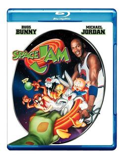 Space Jam Blu Ray Nuevo Importado Original Cerrado