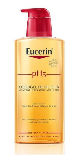 Eucerin Ph5 Oleogel De Ducha 400ml Piel Seca Y Sensible