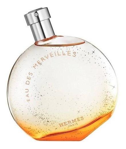 Perfume Hermes Eau Des Merveilles Edt 100ml - Original