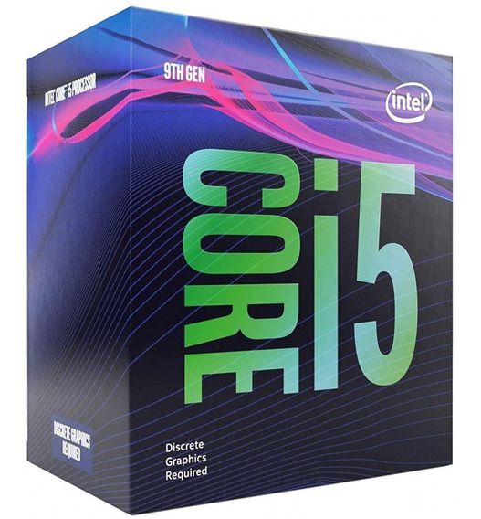 Processador Intel Core I5 9400f 2.9ghz Lga1151 9ª Geração