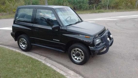Suzuki Vitara 1.6 92 4x4 Automático