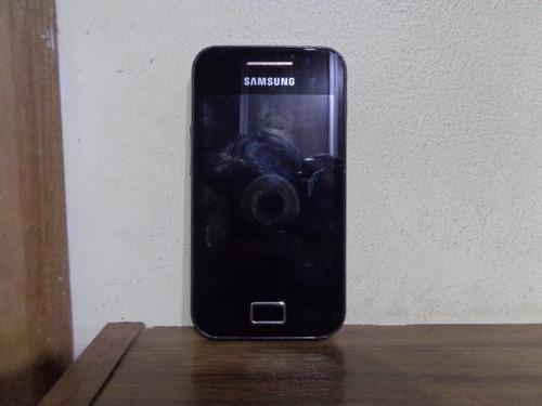 Celular Samsung Galaxy Ace Gt-s5830c Usado Leia Descrição