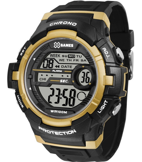 Relógio X-games Masculino Barato Original Garantia Nfe
