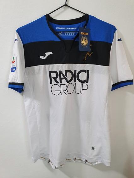 Camisa Atalanta Away 19-20 Ilicic 72 Calcio Importada